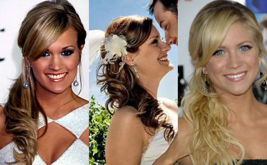 Celebrity Inspired Wedding Hairstyles For 2010